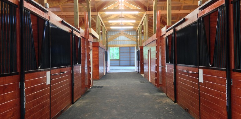 Now Accepting Boarders into the New Barn!